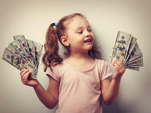 Rikkaan lapsen syndrooma: onko se lapsellasi?