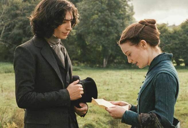 Rouva Bovary nuoren rakastajansa kanssa