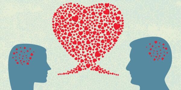 pari rakastuu toistensa aivoihin