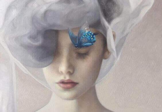 muutostarina perhosesta