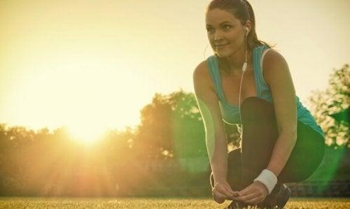 säännöllinen liikunta kohottaa itsetuntoa
