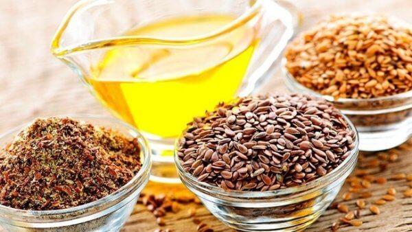 Omega-3 -rasvahappo siemenistä