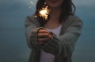 onnellisuus on tähtisadetikku