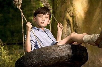 bruno elokuvassa poika raidallisessa pyjamassa