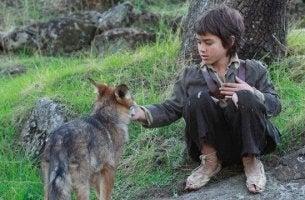 Marcos Rodriguez Pantoja villi lapsi