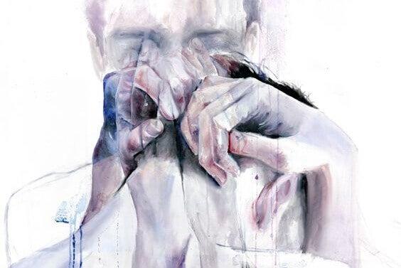 surua ja tuskaa