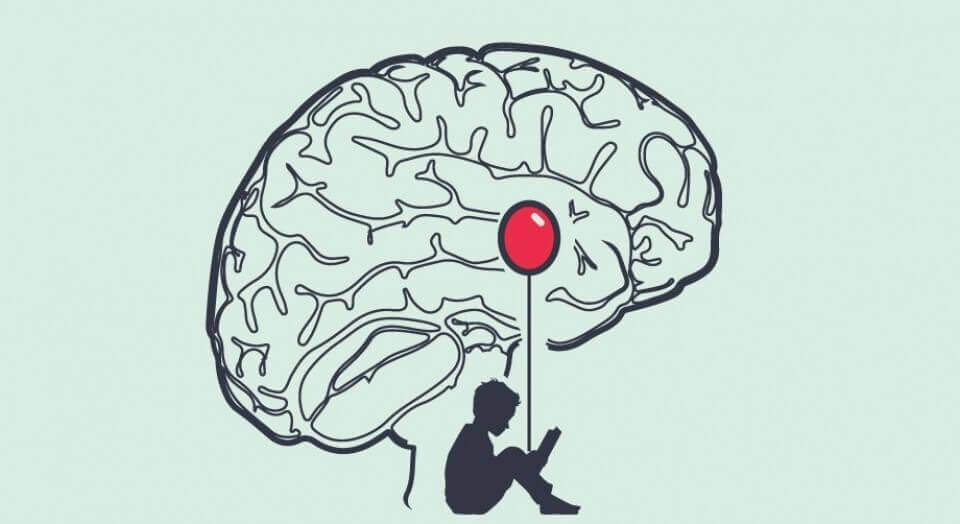 ilmapallo aivoissa