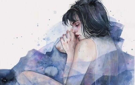 Vapaasti kelluva ahdistus: yleistyneen ahdistushäiriön osa