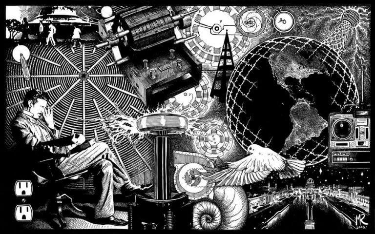 Nikola Tesla ja hänen keksintönsä