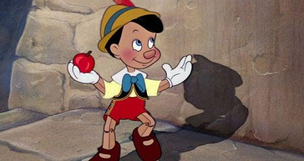 Pinokkio ja koulutuksen merkitys
