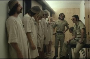 ote elokuvasta Stanfordin vankilakoe