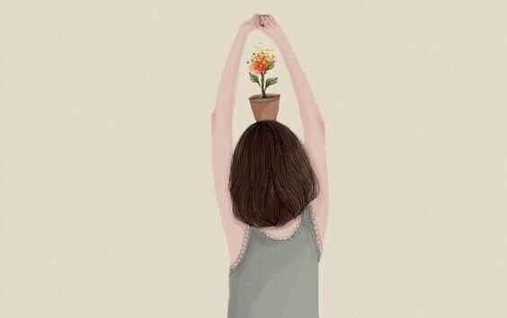 Itsensä asettaminen etusijalle on terve, epäitsekäs teko