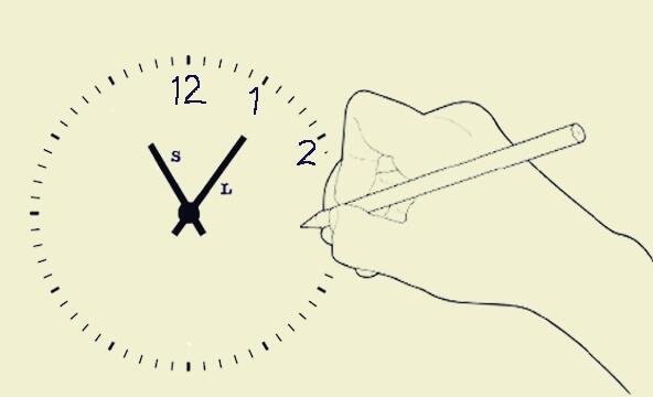 Kellotesti, ja kuinka se voi auttaa Alzheimerin diagnosoinnissa