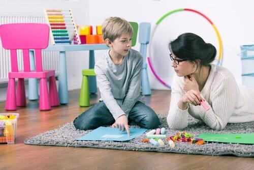psykologi ja lapsi
