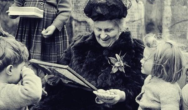 10 parasta lainausta Maria Montessorilta