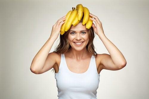 koita banaaniharjoitusta häpeän kukistamiseksi