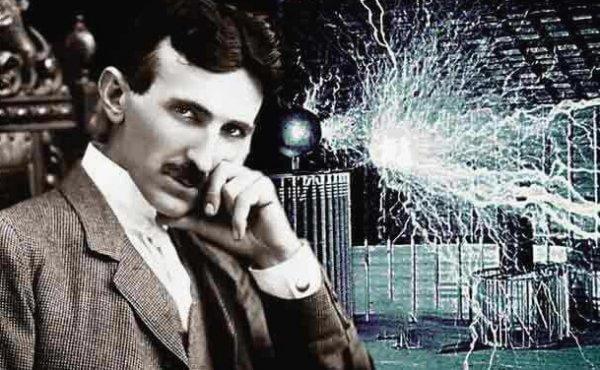 Nikola Tesla, valon yksinäinen nero