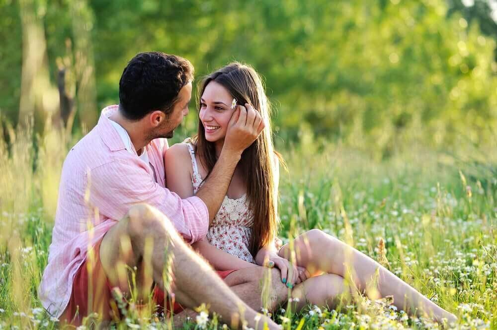 yhdessäolo on rakkauden kieltä