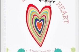 lasten tunteet kirjassa in my heart