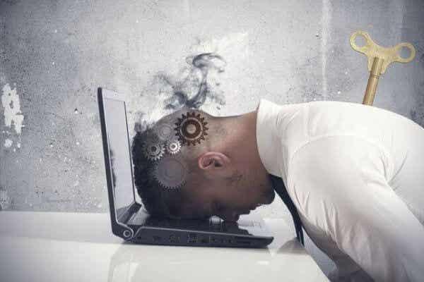 Työuupumus: kun rasitat itseäsi liiaksi