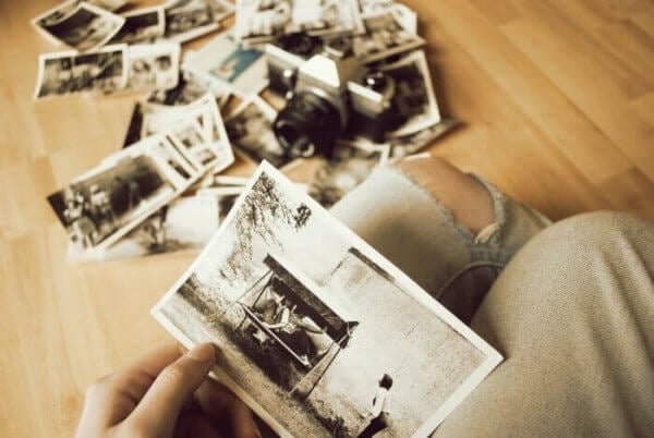 vanhat valokuvat - kuinka muisti toimii