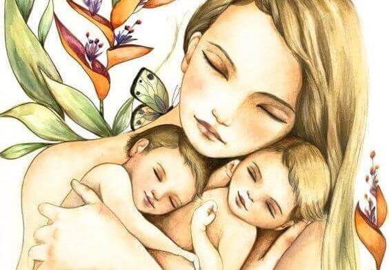 Äitiys: sielun maanjäristys