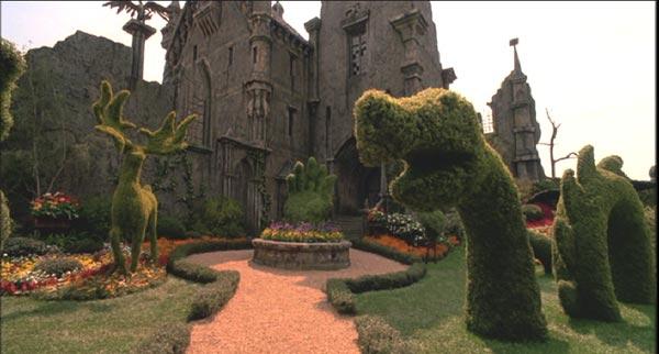 Saksikäsi Edwardin linna