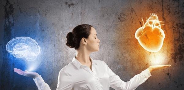 kehittää intuitiota: aivot vai sydän
