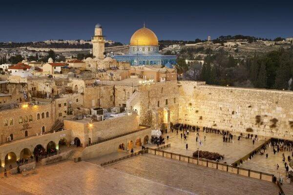 Oletko koskaan kuullut Jerusalem-syndroomasta?
