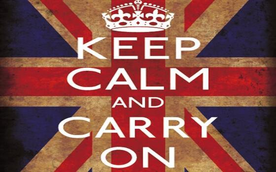 jatka eteenpäin - keep calm