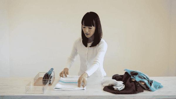 Marie Kondon menetelmä elämän järjestämiseen: järjestä kotisi