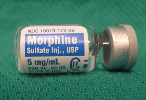 morfiini