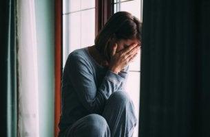 naisella kenties sopeutumishäiriö