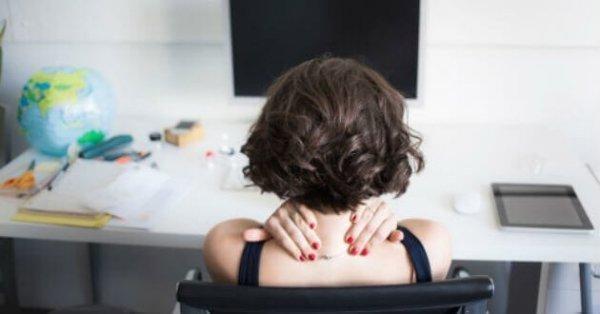 naisen työstressi