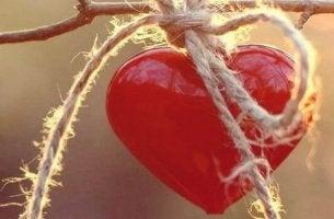 sydän langassa