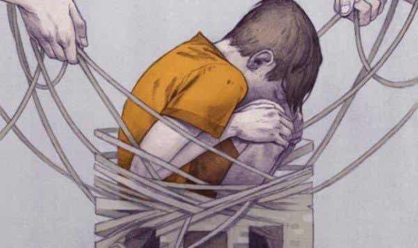 Väkivalta on opittua... mutta se voidaan myös unohtaa