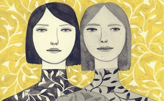 kaksi naista