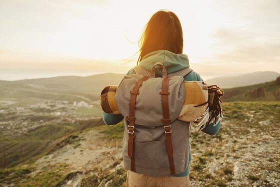 Vaeltaminen: luontoon uppoutuminen saa aikaan suurenmoisia asioita aivoissa