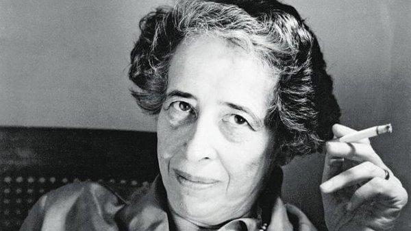 Hannah Arendt vanhempana