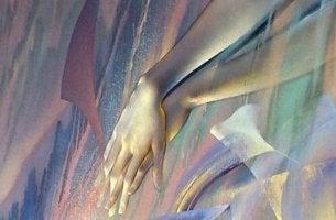 kädet ja värit