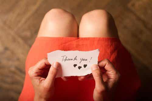 3 harjoitusta kiitollisuuden kehittämiseksi