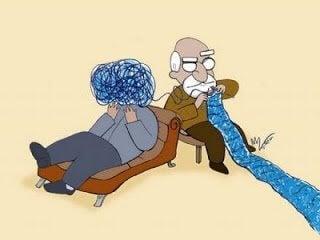 Psykologilla käyminen ei tee kenestäkään hullua