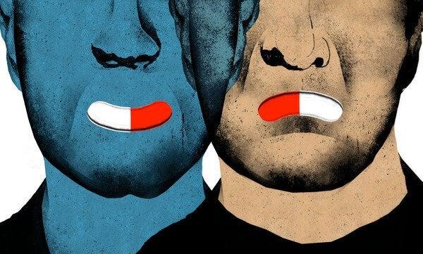 masennuslääkkeet ihmisten suun tilalla