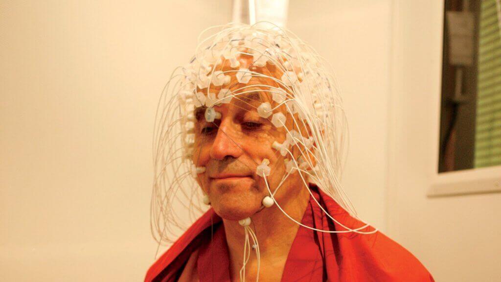 Matthieu Ricard testeissä