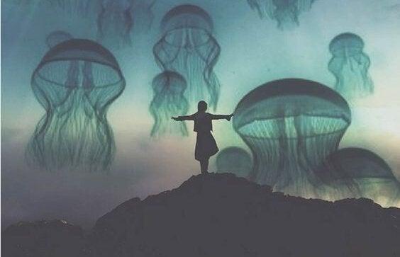 meduusat taivaalla