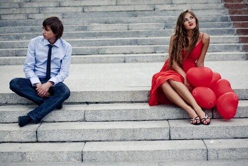 mustasukkaisuus on tunne jota esiintyy paljon parisuhteissa