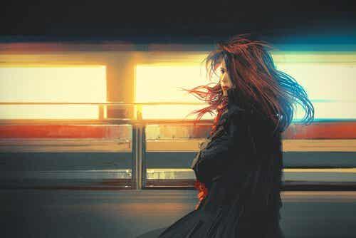 Myöhästyminen yhdestä junasta ei tarkoita että niistä kaikista jäisi pois