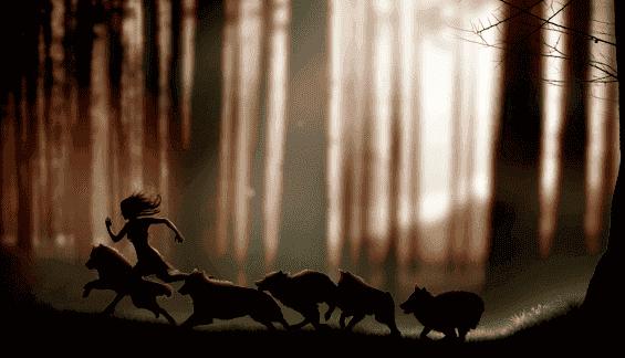 """7 lainausta kirjasta """"Naiset jotka kulkevat susien kanssa"""""""