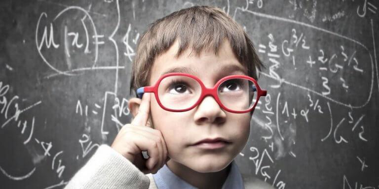 matemaattinen lapsi