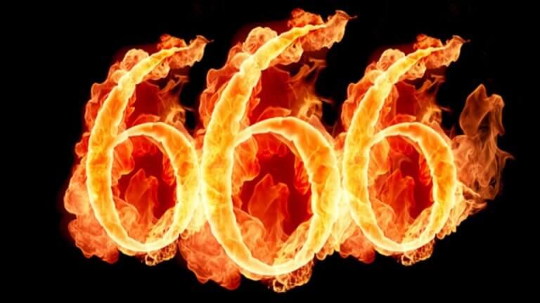 oudot fobiat: numeron 666 pelko
